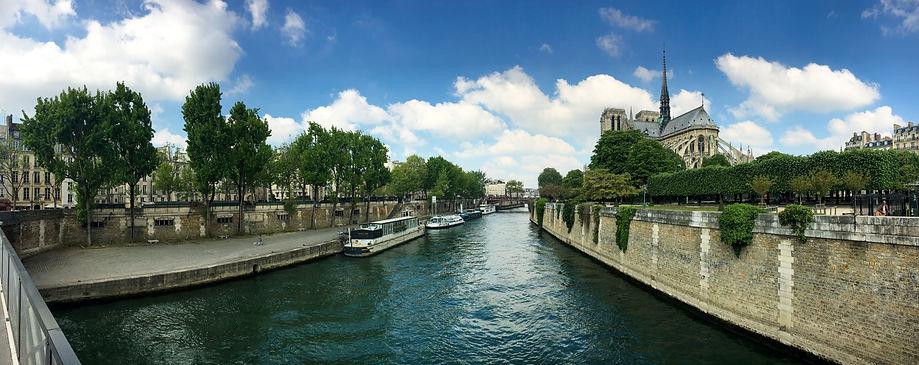 Notre dame de paris, Paris, Seine