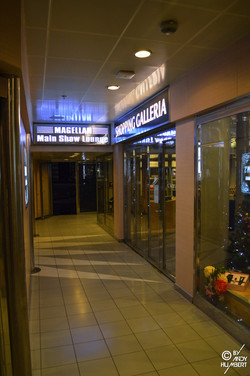 Shopping Galleria (pont 8 Amundsen)