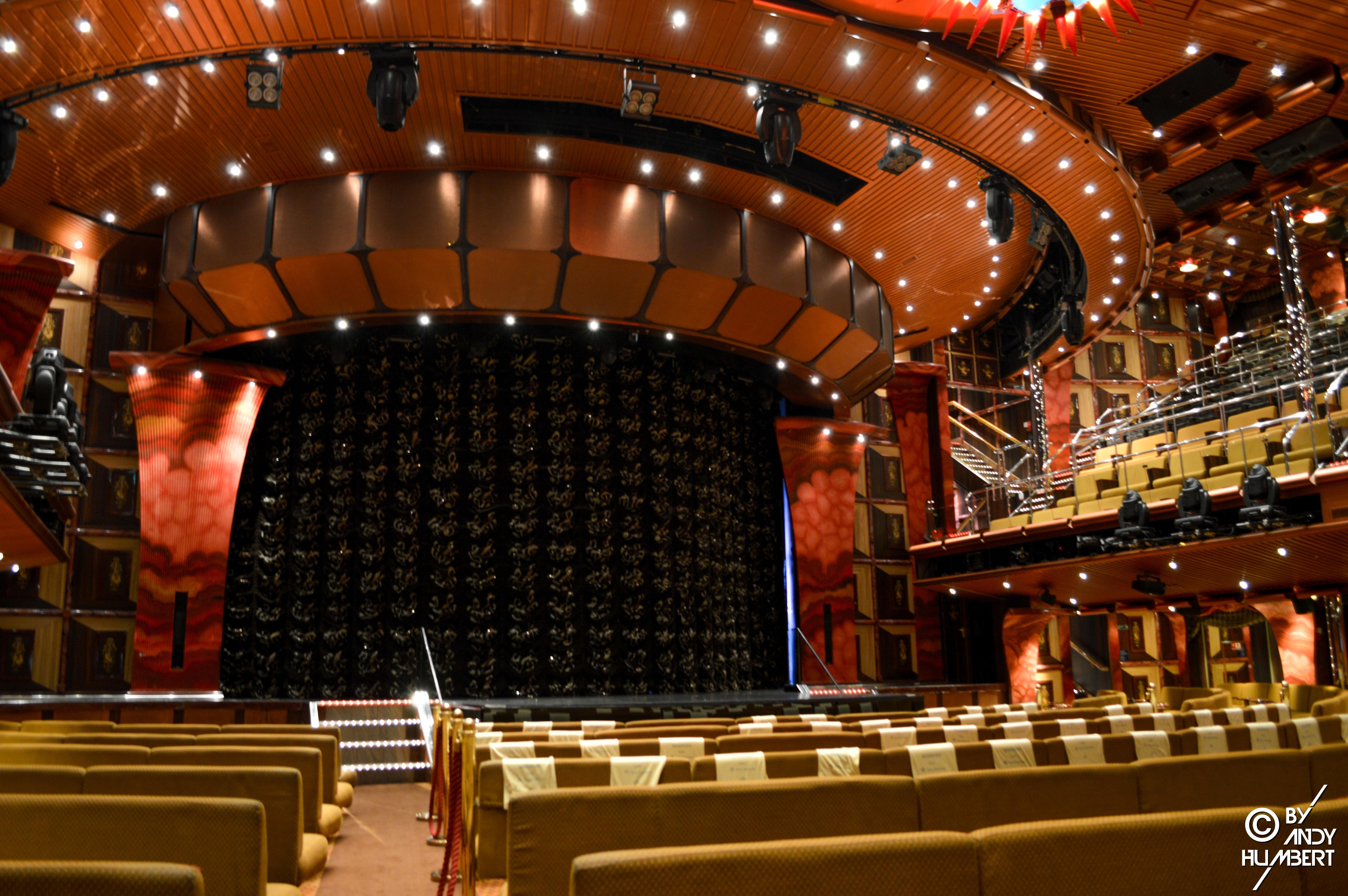 Théâtre Stardust (ponts 3, 4 et 5)