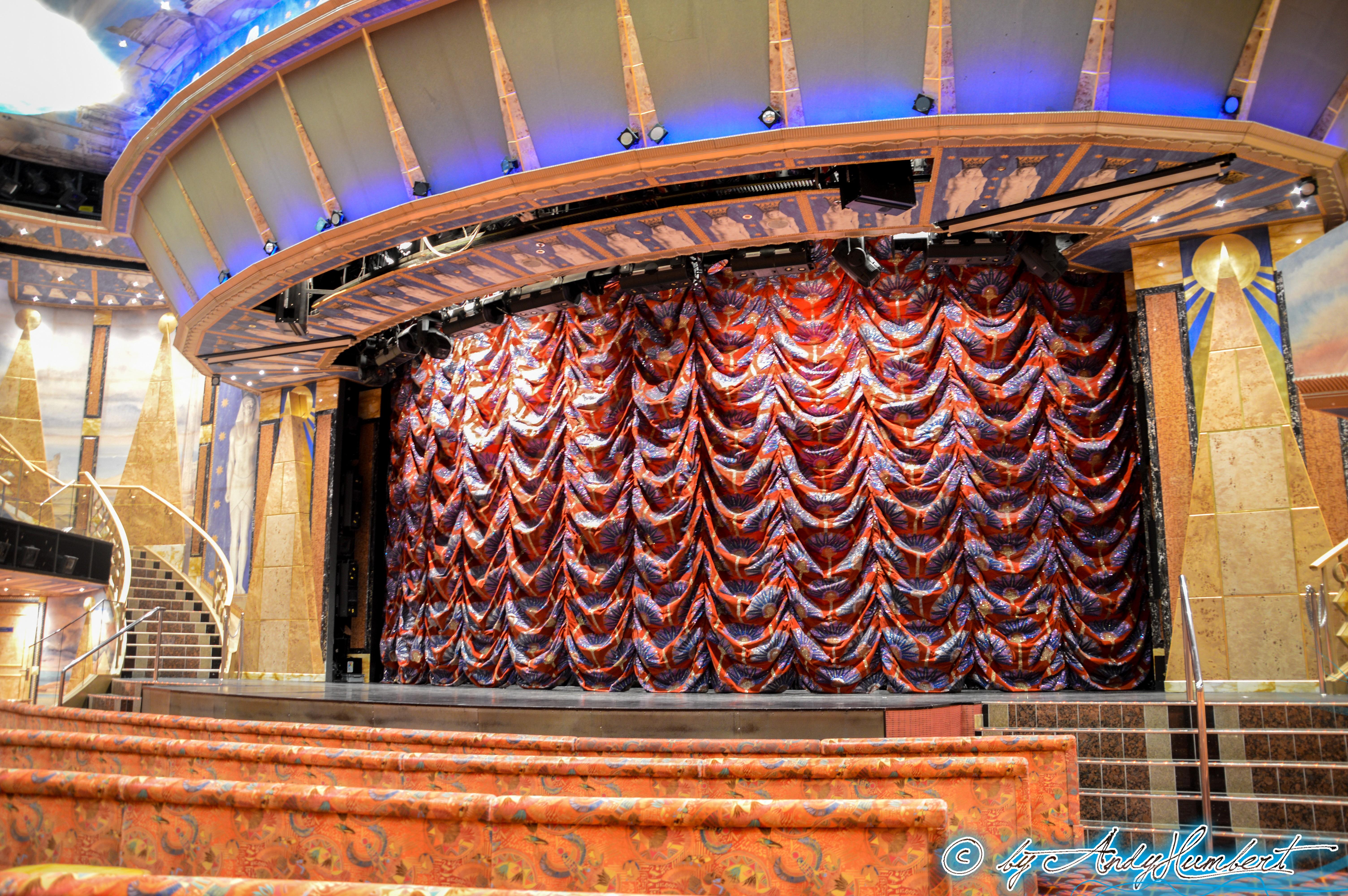 Teatro Osiris (ponts 2,3 & 4)