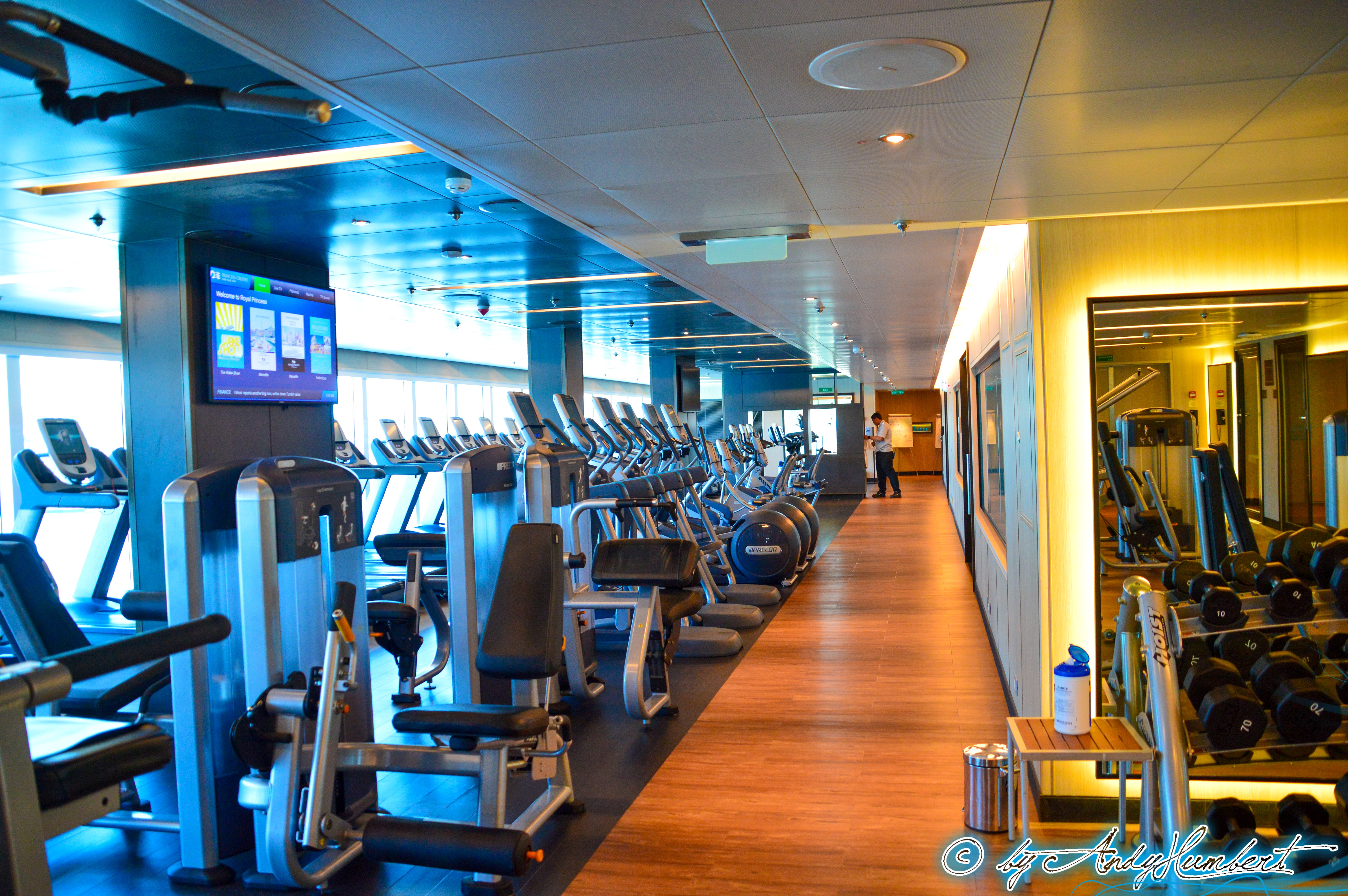 Fitness Center (pont 17)
