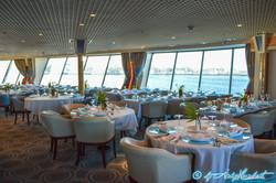 Restaurant Aegean (pont 4 Poseidon)