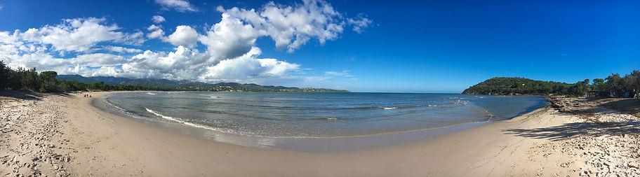 Pinarello, Corse du Sud, plage