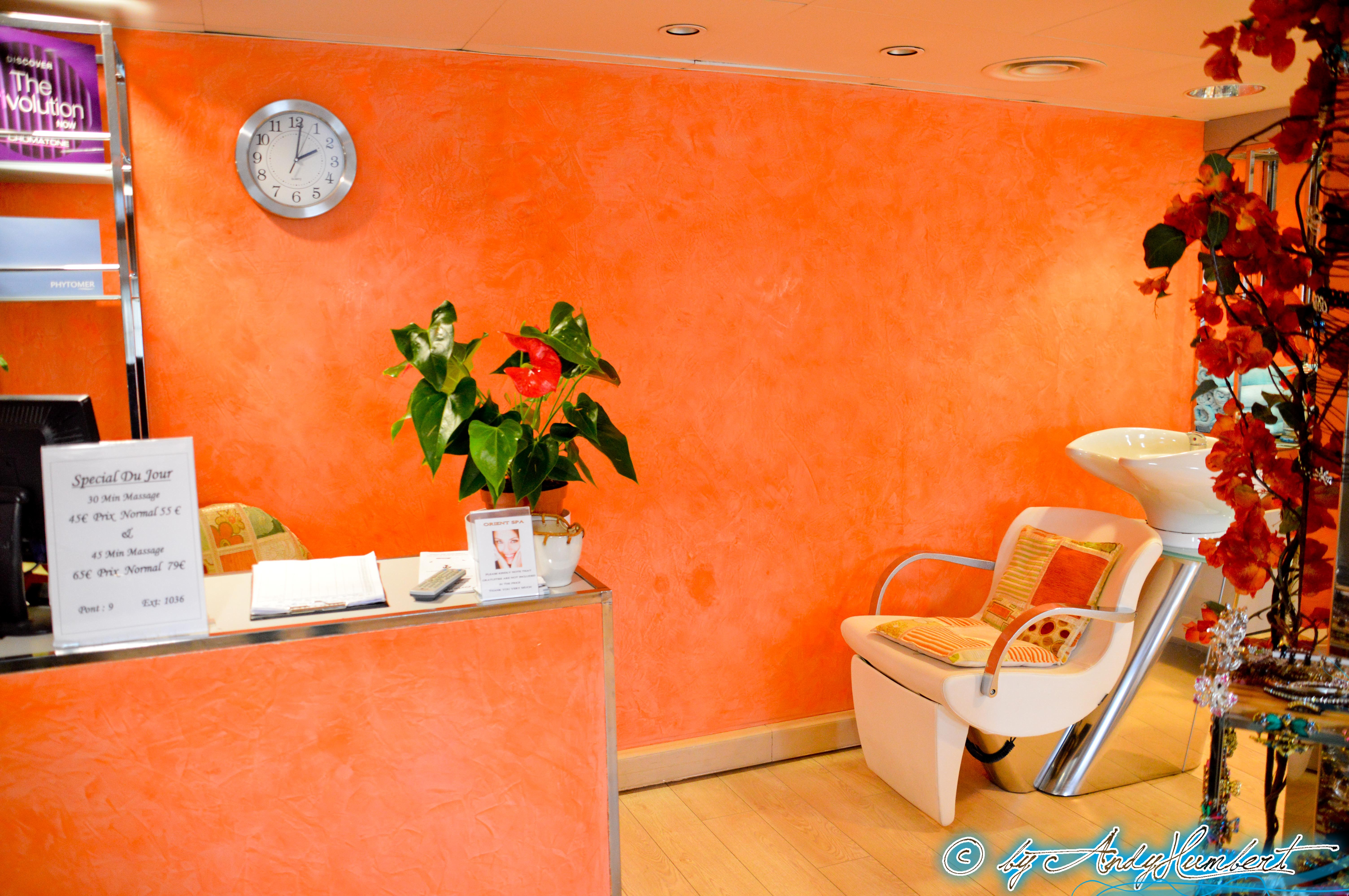 Salon de beauté (pont 9)