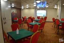 Salle de jeux (pont 11 Navigator's)