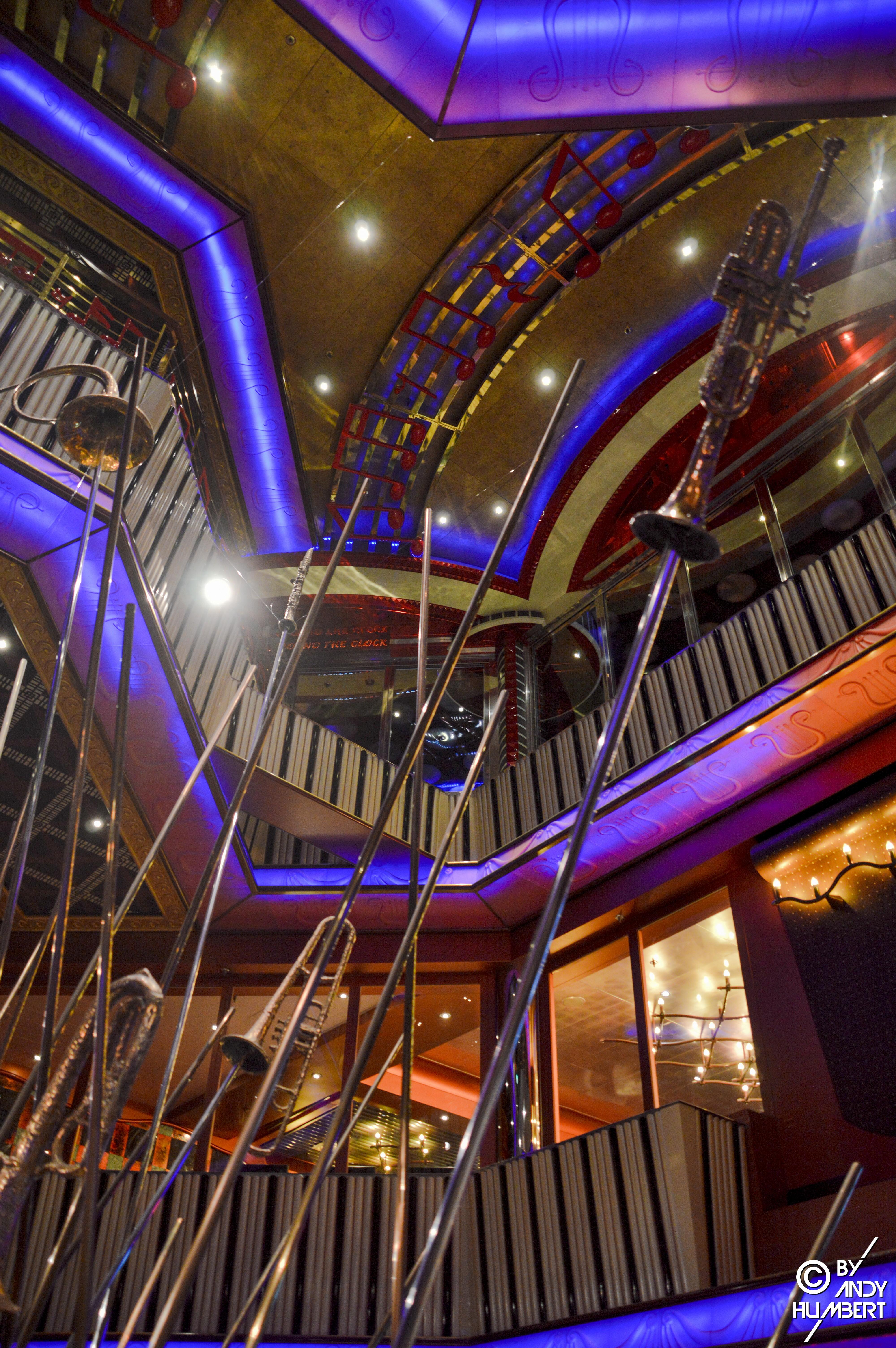 Atrium New York New York (pts.3à5)