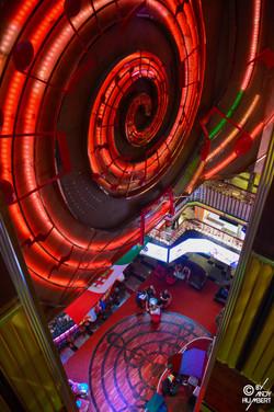 Atrium Welcome (ponts 3 à 12)