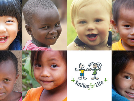 Whiten Your Smile & Change A Child's Life