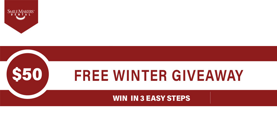 SmileMakers Heats Up Winter with a Free $50 Giveaway!
