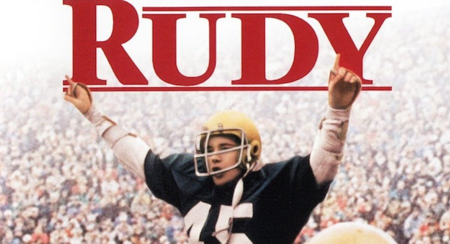 Rudy Movie Cover