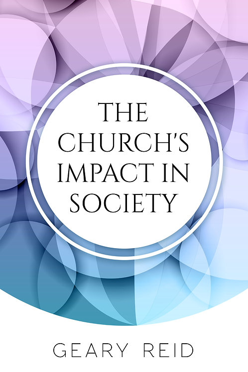 The Church's Impact in Society