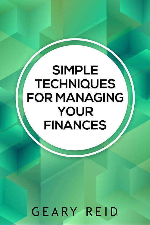 Simple Techniques for Managing Your Finanaces