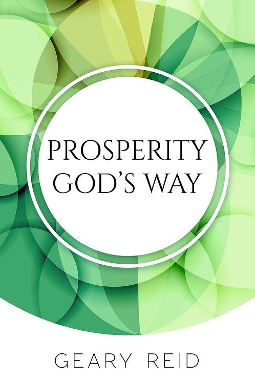 Prosperity God's Way