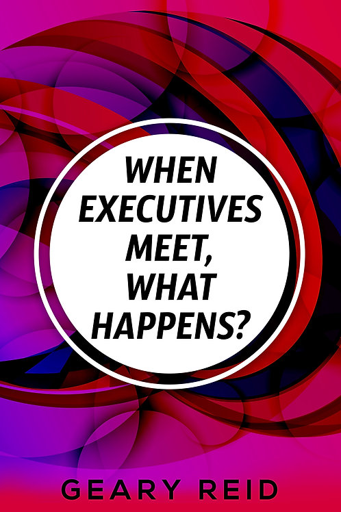 When Executives Meet, What Happens