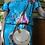 Thumbnail: White Hand Woven Round Bag (Large)