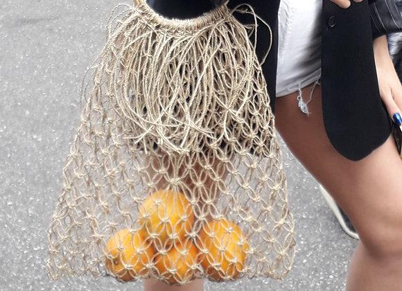 Fish net string bag