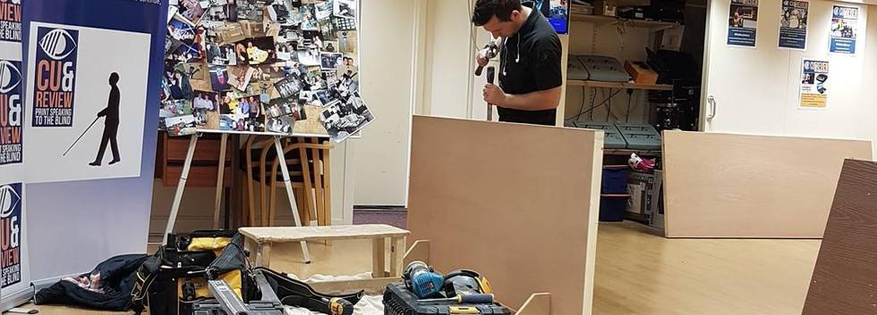 Brian Costello of Costello Carpentry