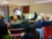 Group Meeting at the Bishopbriggs Media Centre
