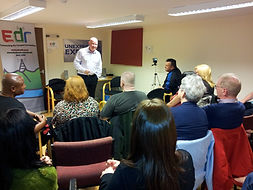 Event taking place at the Bishopbriggs Media Centre