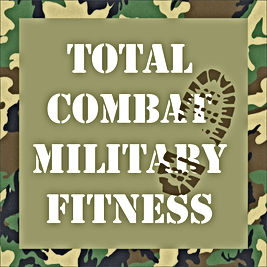 Total Combat Military Fitness Logo