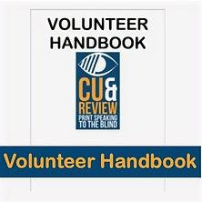 Volunteer Handbook click for more