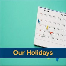 picture of a holiday calendar