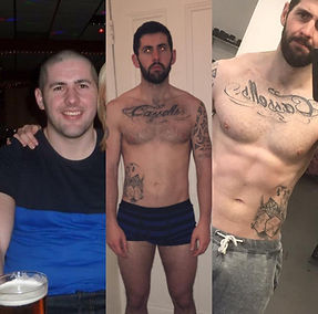 The three stages of Cassells Fitness