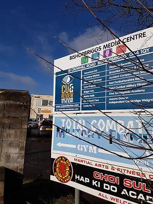 Picture of Centre Directory Board