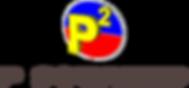 P Squared logo