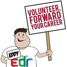 Eddy the EDRadio Volunteer