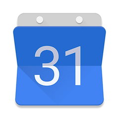 Google Calenar Icon