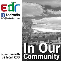 Click the East Dunbartonshire Radio image to listen to local programming produced by local groups