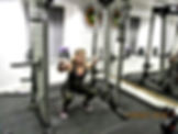 Bishopbriggs weight training