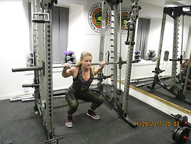 Bishopbriggs weight training
