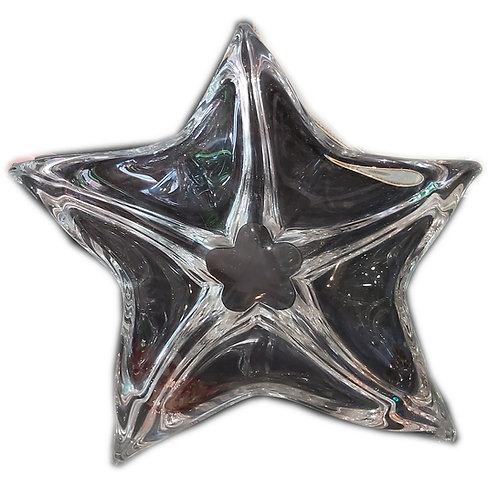 Vide poche étoile Murano.