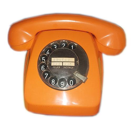 Téléphone vintage.