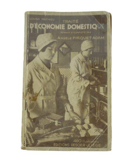 Livre: Traité d'économie domestique.