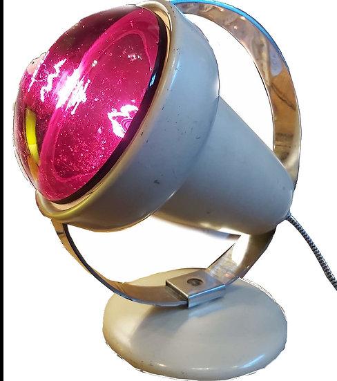 Ancienne lampe chauffante Philips infraphil.