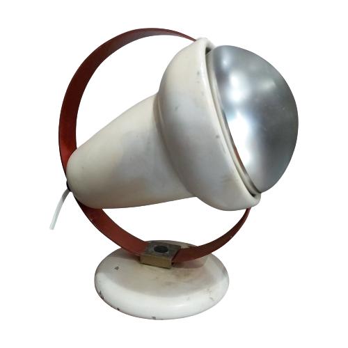 Ancienne lampe Philips infraphil des années 50.