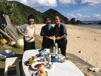 ブレーメンの加計呂麻隊~加計呂麻島へゲストと日帰り旅~