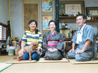 札幌 奄美2000キロ、南の島に北のみ〇みちゃんがやってきた。