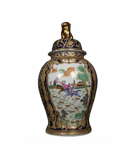 Magnifique urne japonaise.