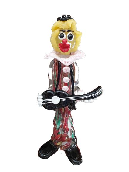 Clown de Murano.