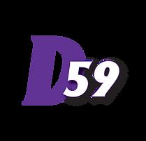 District 59 logo