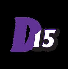 District 15 logo