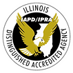 IPRA DISTINGUISHED AGENCY logo