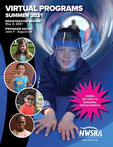 Summer Virtual Brochure Cover