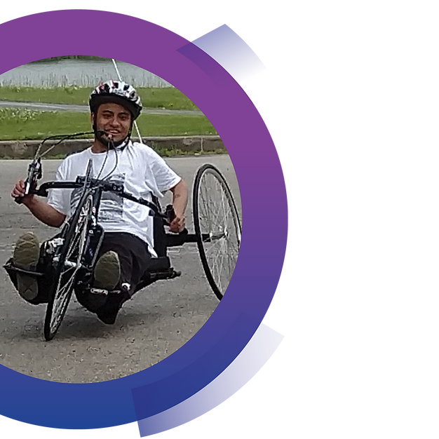 NWSRA Paralympic Athlete