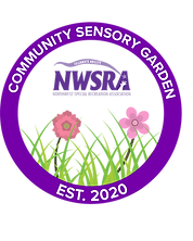 Community Sensory Garden Logo