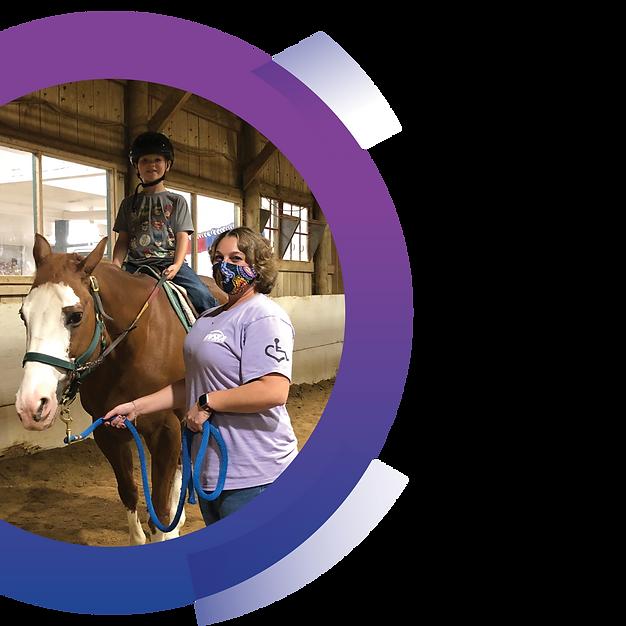 Specialty programs- horseback riding